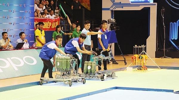 Chung kết Cuộc thi sáng tạo Robot Việt Nam 2019 sẽ diễn ra tại Hải Dương