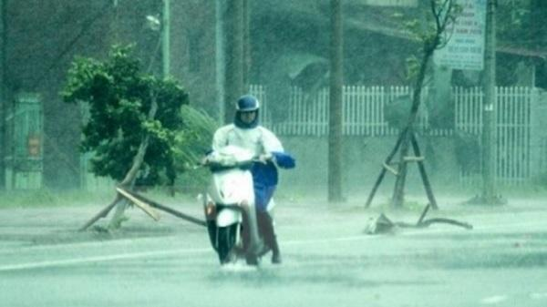 Cảnh báo gấp nguy cơ dông lốc, sét diện rộng ở Điện Biên từ đêm nay