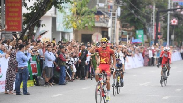 Sau 4 chặng đua gian khổ, chiếc Áo vàng chung cuộc Giải xe đạp Về Điện Biên Phủ 2019 đã tìm được chủ nhân