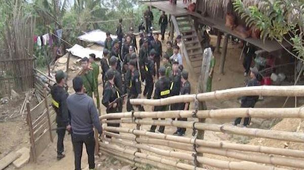 Điện Biên: Khởi tố nhóm kích động dân k.hống c.hế, bỏ đói, bắt tổ công tác ngủ ngoài trời