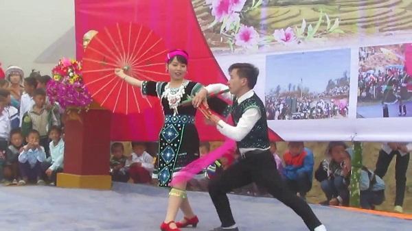 Lễ hội Gầu Tào - nét văn hóa độc đáo của dân tộc Mông