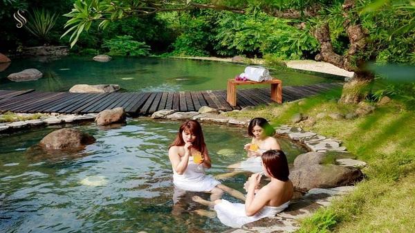 Khu du lịch sinh thái nước khoáng nóng Kim Bôi: Điểm đến cho sức khỏe