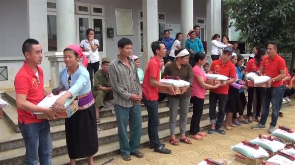Người dân xã Ngổ Luông (Tân Lạc, Hòa Bình) gượng dậy sau mưa lũ và những chia sẻ của cộng đồng