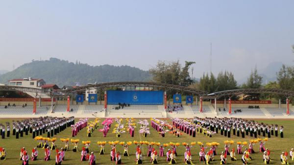 Lịch thi đấu các môn trong Hội thi thể thao các dân tộc thiểu số toàn quốc khu vực I tại Hòa Bình