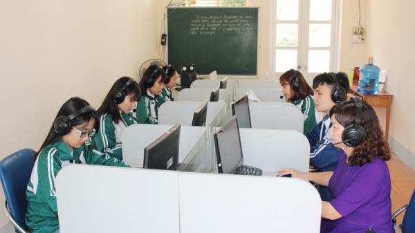 Trường THPT chuyên Hoàng Văn Thụ xứng đáng là trung tâm đào tạo chất lượng cao của ngành GD&ĐT tỉnh Hoà Bình