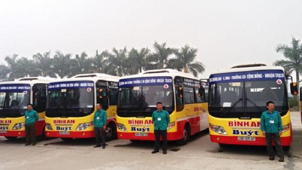 Điều chỉnh cự ly, lộ trình tuyến xe buýt nội tỉnh từ thành phố Hòa Bình đi huyện Lương Sơn đến huyện Lạc Thủy