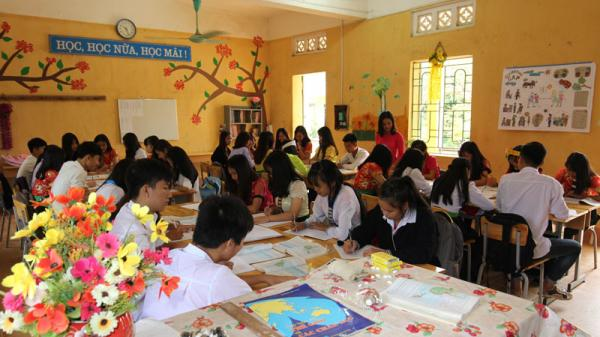 Trường THPT Đà Bắc – Niềm tự hào của Giáo dục huyện Đà Bắc