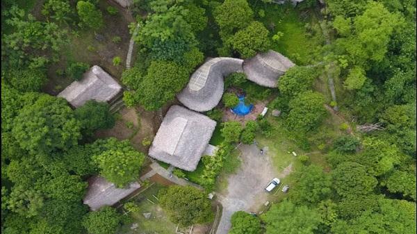 Thăm ngôi nhà lá ở Hoà Bình từng vinh dự nhận 2 giải thưởng quốc tế