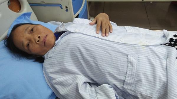Tâm sự buồn của người phụ nữ neo đơn một mình chống chọi với bệnh tật ở Hòa Bình