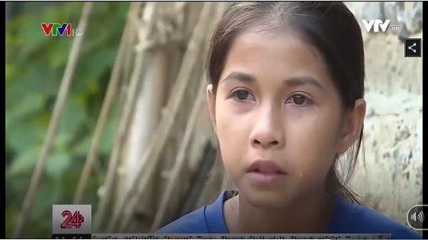 Cô bé mồ côi Hòa Bình: Con muốn trở thành một cô giáo để dạy cho các em mồ côi giống con