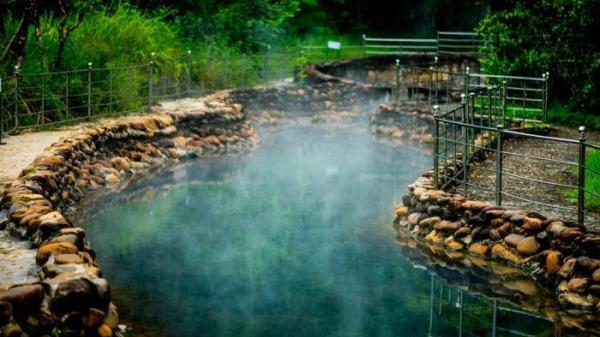 Trải nghiệm thần dược với văn hóa tắm khoáng nóng Osen của Nhật ngay giữa lòng xứ Huế