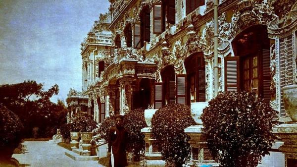 Điện Kiến Trung và những tấm ảnh quý ghi lại vẻ đẹp lộng lẫy một thời...