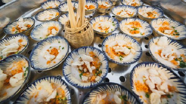 Bánh bèo, bánh bột lọc Huế tại Đại hội ẩm thực thế giới