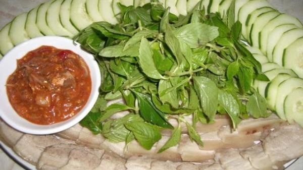 Mắm cá rò - món ngon nức tiếng xứ Huế