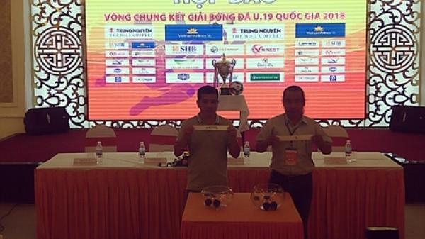 Nhiều cầu thủ U23 Việt Nam có mặt tại VCK U19 Quốc gia diễn ra tại Huế