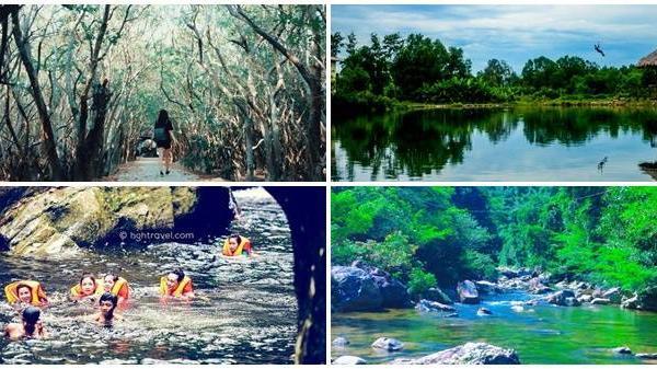Ngoài cố đô, sông Hương, chùa Thiên Mụ, ở Huế còn có rất nhiều địa điểm vui chơi mới toanh, thú vị và hấp dẫn