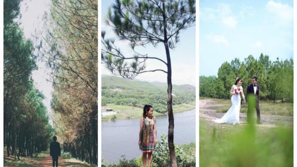 Đồi Vọng Cảnh - đồi ngắm cảnh đẹp nhất xứ Huế giúp thu trọn cả TP vào tầm mắt