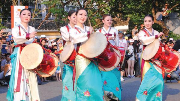 34 đoàn nghệ thuật trong nước và quốc tế sẽ biểu diễn tại Festival Huế 2018