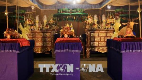 Festival Huế 2018: Tổ chức trang trọng Lễ tế trời đất tại đàn Nam Giao