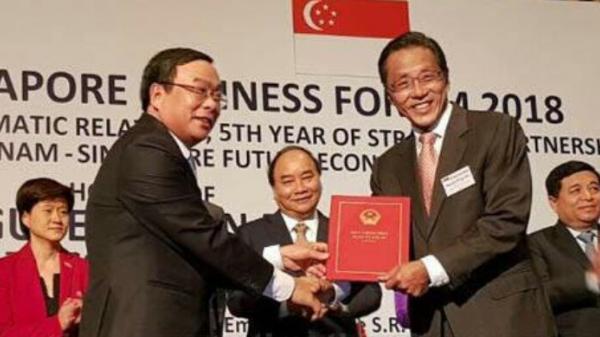 Thừa Thiên Huế: Trao chứng nhận tăng vốn đầu tư và kinh doanh casino dự án Laguana Lăng Cô
