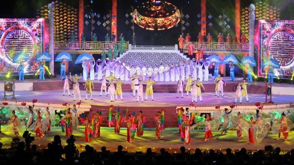 Gần 1,2 triệu du khách đến Huế dịp Festival 2018