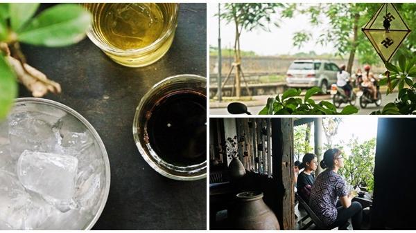 Chiều, cà phê và Huế