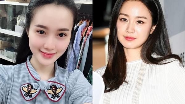 """Bí kíp để có làn da trắng mịn như xứ của cô nàng xứ Huế được ví là """" Kim Ta Hae """" Việt Nam"""