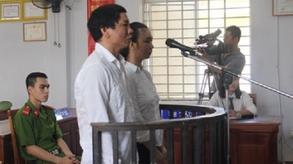 Huế: Tuyên án cặp tình nhân buôn bán ma túy