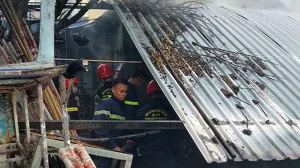 Cháy nhà cấp 4 ở Huế khiến cụ bà 86 tuổi tử vong