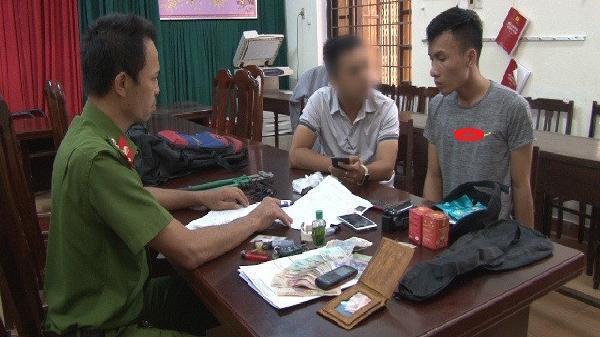 9X trốn nã thực hiện liên tiếp 9 vụ trộm cắp tài sản