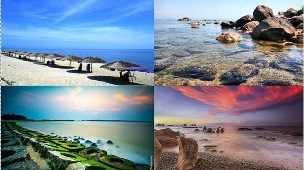 Mục sở thị 5 bãi biển đẹp nhất đất Cố Đô