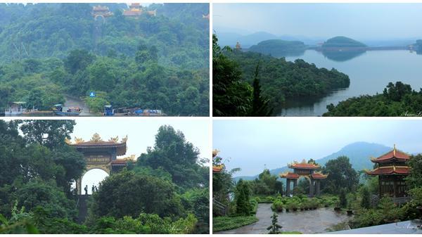 Về xứ Huế thăm hồ Truồi, thiền viện Trúc Lâm Bạch Mã