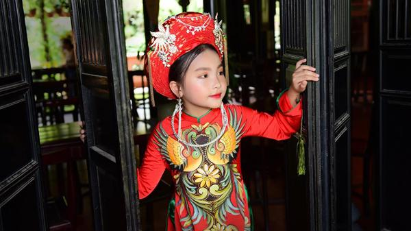 Nguyễn Ngọc Khánh Hà – 'Nàng thơ' xứ Huế xuất sắc góp mặt tại bán kết Siêu sao mẫu nhí Việt Nam