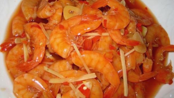 Các bước cơ bản làm món tôm chua Huế tuyệt ngon