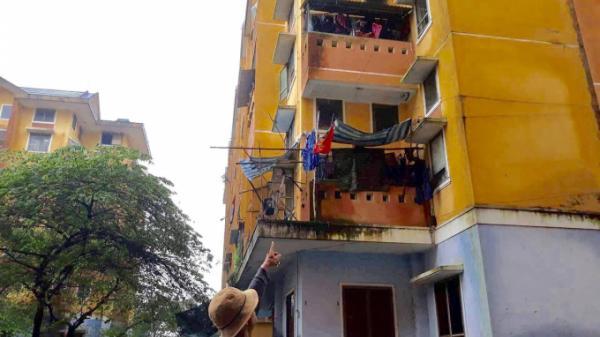 Thừa Thiên - Huế: Bé 4 tuổi tử vong vì rơi từ tầng 3 chung cư