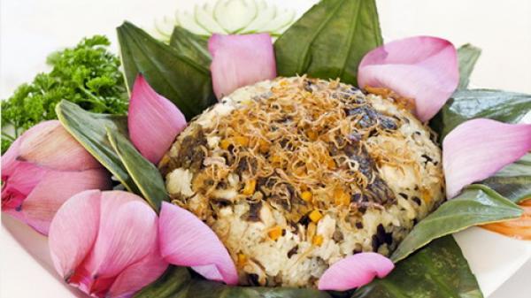 Độc đáo hương vị ẩm thực Huế