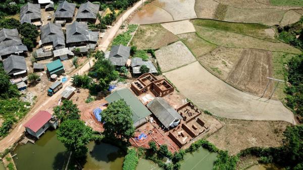 Ngôi trường của người dân tộc Thái ở Sơn La đẹp như tranh vẽ, được giới thiệu trên báo Mỹ
