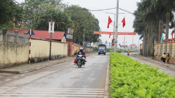 Hưng Yên công nhận thêm 14 xã đạt chuẩn nông thôn mới