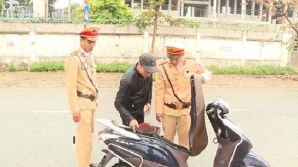 Mỹ Hào (Hưng Yên): Kiểm tra vi phạm giao thông, phát hiện đối tượng ăn cắp xe