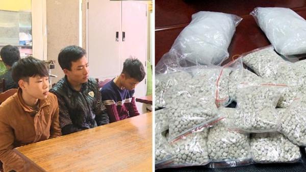 Tiên Lữ (Hưng Yên): Liên tiếp triệt phá 5 vụ vận chuyển, tàng trữ ma túy số lượng lớn