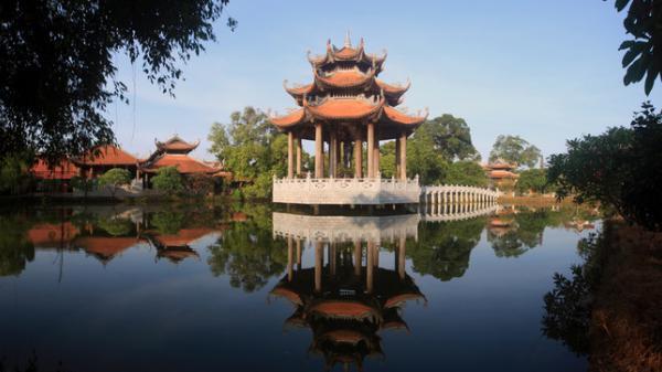 Đẹp ngỡ ngàng 5 điểm du xuân hấp dẫn ở Hưng Yên, không đi sẽ tiếc hùi hụi