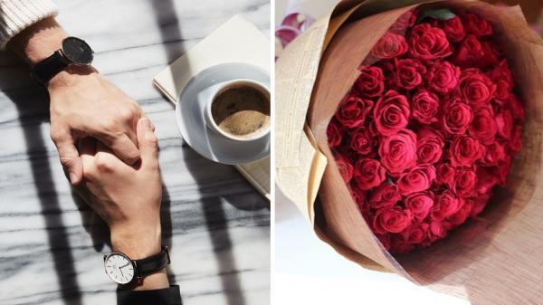 Yêu nhau mà tặng những thứ này thì sẽ chia tay luôn đó!