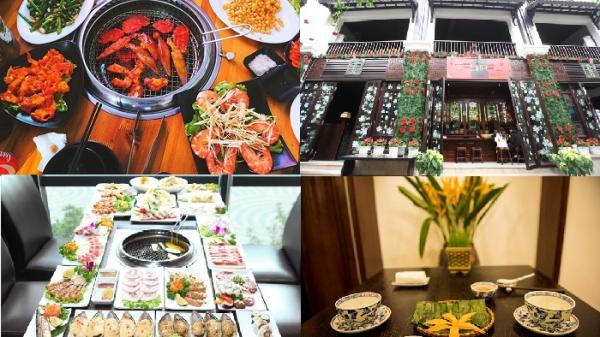 8 nhà hàng không thể không dẫn các chị em đi ăn tối ngày 8/3 ở Hưng Yên