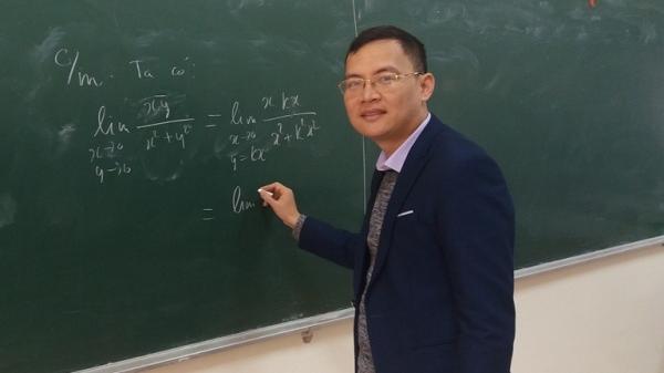 Phó Giáo sư 33 tuổi quê Hưng Yên và 22 bài báo trên tạp chí uy tín thế giới