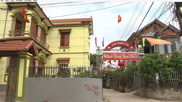 Ngôi làng ở Hưng Yên giàu lên trông thấy từ xuất khẩu lao động