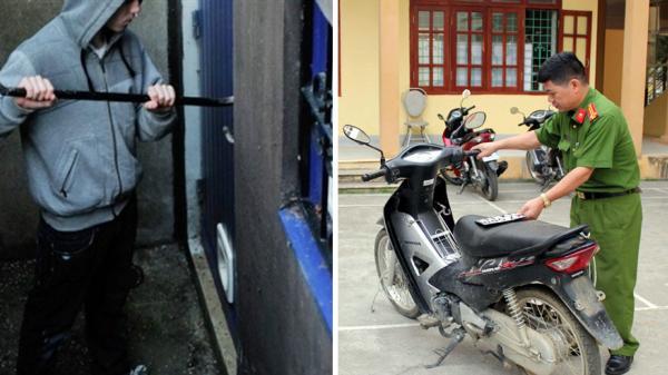 Bắc Giang: Liên tiếp xảy ra các vụ trộm cắp tài sản