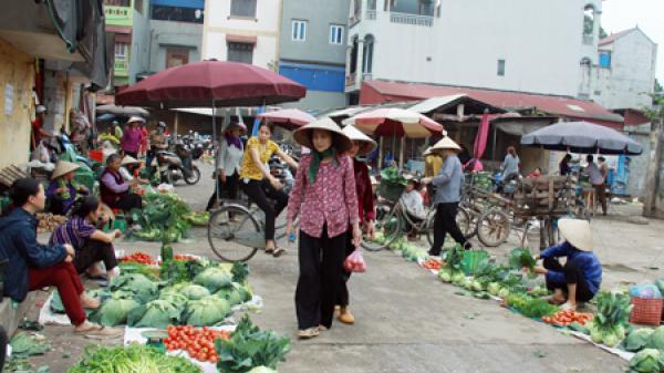 Nét văn hóa đẹp của chợ Đầu, chợ Cời (Hưng Yên)