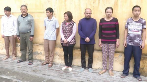 NÓNG: Triệt phá đường dây ghi lô đề CỰC KHỦNG lên đến 3 tỷ đồng ở Hưng Yên