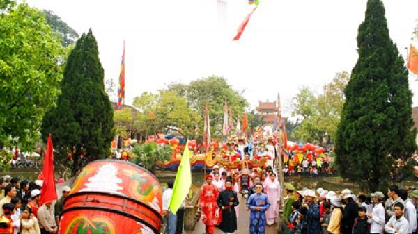 Lễ hội Chử Đồng Tử - Tiên Dung ở Hưng Yên: Đây là 1 trong 16 lễ hội lớn nhất cả nước
