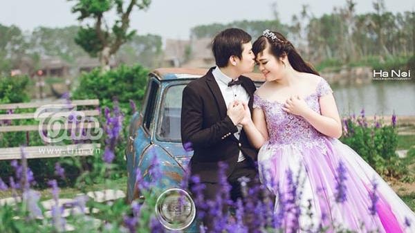 Chuyện tình đẹp như mơ của cô nàng béo 80kg ở Hưng Yên và anh người yêu điển trai